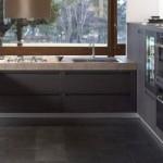 New Dark Oak Terra Wooden Kitchen Design Ideas