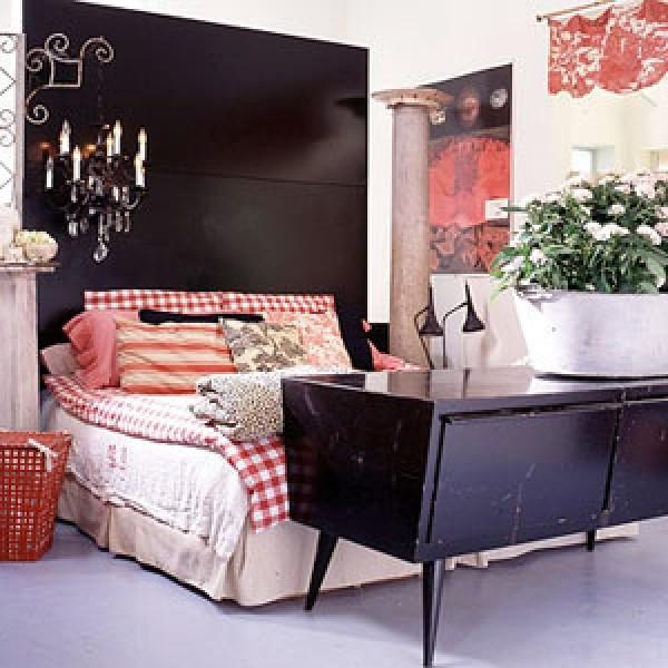 Attractive Bedroom Design Model