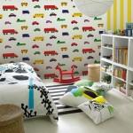 Aesthetic Kids Bedroom Wallpaper