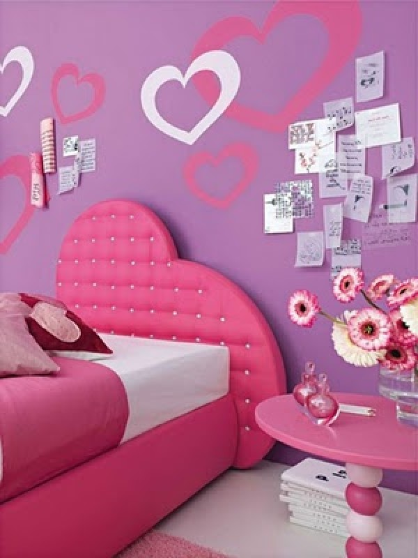 Stunning Pink and Purple Girls Bedroom Designs 600 x 800 · 77 kB · jpeg