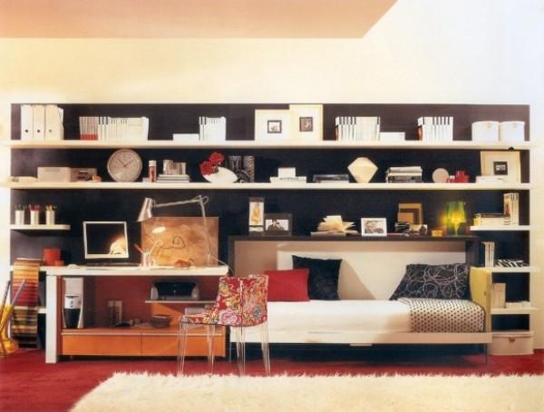 Fantastic Teenage Bedroom Design Model  Home Interior Design Ideas