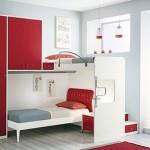 Amazing Teenager Double Bedroom Design Ideas