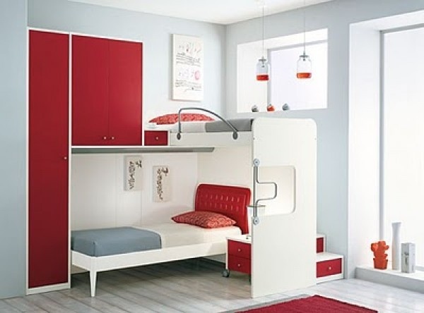 Fantastic Teenager Bedroom Design  Home Interior Design Ideas