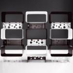 Amazing Forms Cube Storage Shelf Design