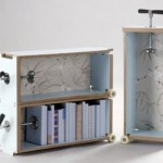 Box Bookshelf Design