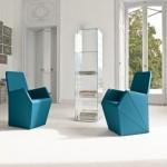 Best Glass Bookcase Design Concept