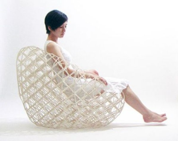 Elegant Chair Design Concept