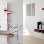 Bookshelf Design Concept