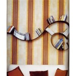 Modern Bookcase Design Image