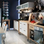 Contemporary Dining Room and Modern Kitchen Design Theme by IKEA