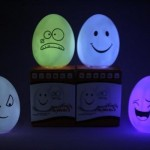 Unique Egg Lamp Design Ideas
