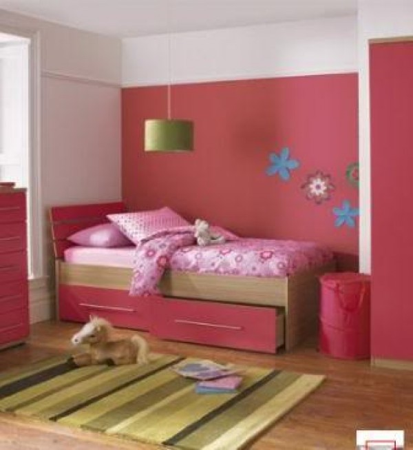 Fantastic Kids Single Storage Bed