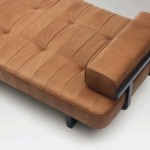 Soft Leather Brown Sofa Furniture