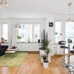 Contemporary Open Plan Studio Apartment Design Model