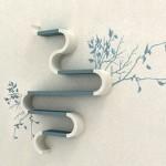 Cool Shelves Design Model