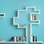 Modern Shelves Model