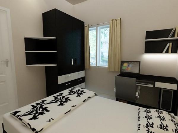 Luxurious bedroom design model home interior design ideas for Model bedroom interior design