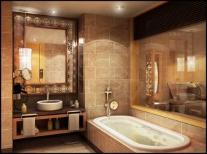 Attractive Bathroom Design from Multiple Designers