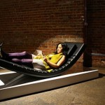 Attractive Rocking Lounger Design Concept