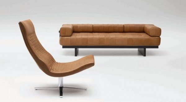 Awesome and Luxurious Leather Furniture Collection by De Sede & Brown Sofa Archives | Home Interior Design Ideas