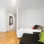 Beautiful Studio Apartment Design Image