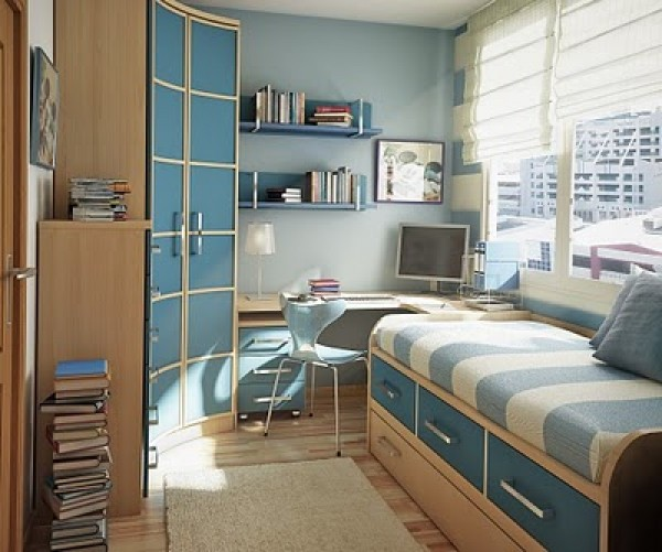 New Teen Bedroom Design