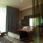 Interesting Apartment Bedroom Decorating