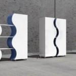 Attractive Bookcase Design Model