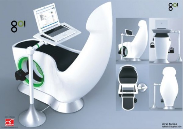 Amazing Electricity Chair Design Ideas