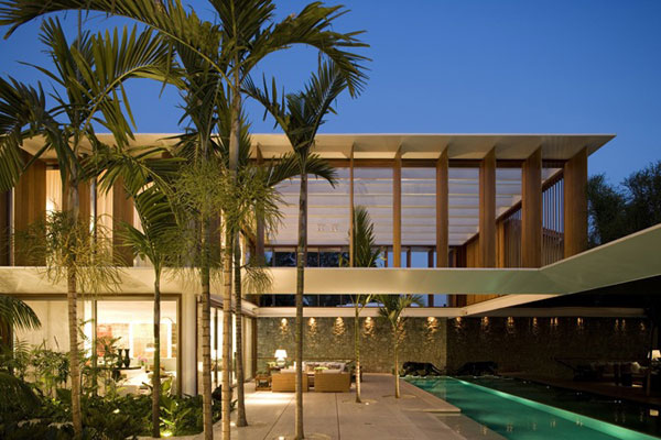 Contemporary House Design Picture