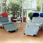 Luxurious Lounge Chair Design Image