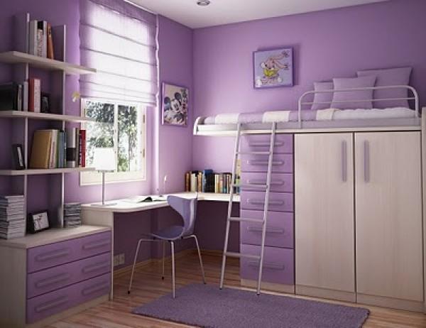 Impressive Teenage Girls Purple Bedroom Ideas 600 x 462 · 58 kB · jpeg