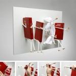 New Shelves Design Model