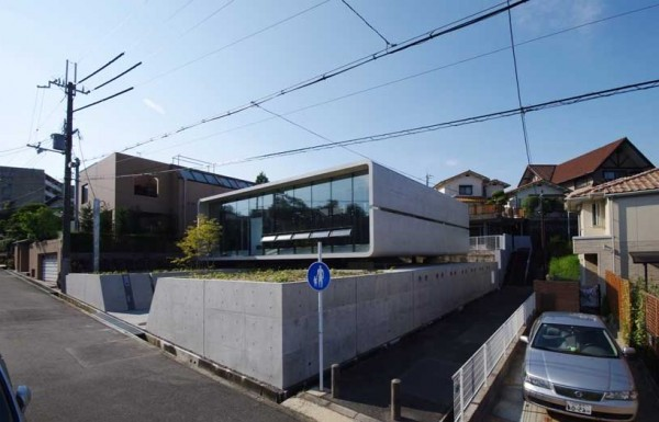 New Television House Noriyoshi Morimura