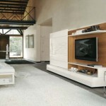 Modern Monoblock Home Theater Ideas