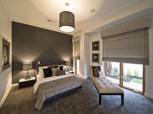 New bedroom design concept home interior design ideas - Clever window curtain ideas matched with interior atmosphere and concept ...