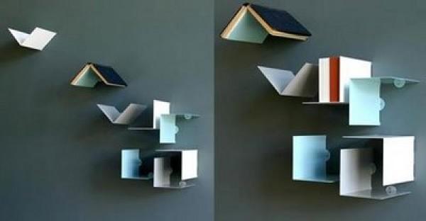 New Bookshelf Design Theme