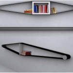 Usual Bookshelf Design