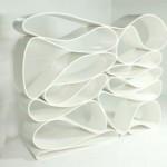 White Shelves Design