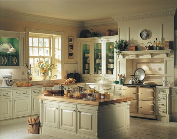 Elegant Kitchen Cabinets