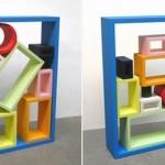 New Phi Bookcase Atezu