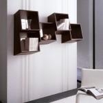 Modern Picchio Square Wall Mounted Shelf Design Model