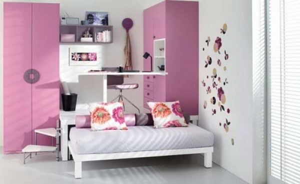 Luxury Pink Bedroom Design Ideas