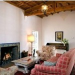 New Fireplace Gas in Luxury Living Room