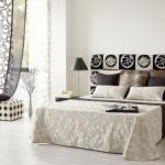 Futuristic Interior Design with Retro Style Home Interior Design