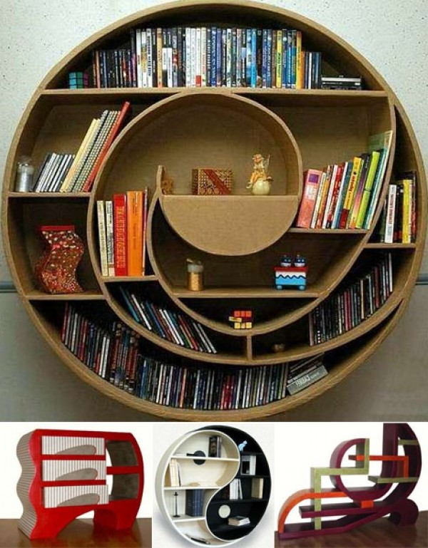 Brilliant Round-Strange-Bookcase-Designs 600 x 769 · 134 kB · jpeg