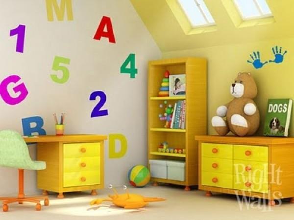 New STICK Education Bedroom Decoration