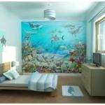 Luxury Sea Adventure Bedroom Scene