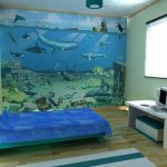 Good Sea Adventure Theme Kids Bedroom Design