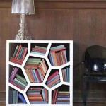 Artistic Sean Yoo Opus Bookshelf Design
